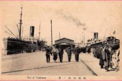大さん橋風景1