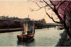 堀割川の風景_light