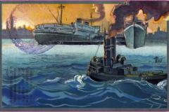 1935復興記念横浜大博覧会記念5light