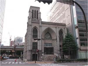 No.16 1月16日(月) 指路教会建つ