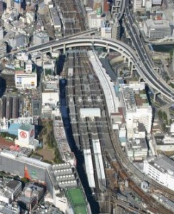 No.87 3月27日 横浜駅のヘソが変わる