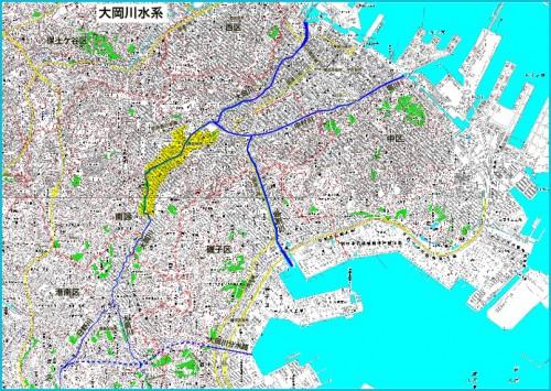light_大岡川水系図 のコピー
