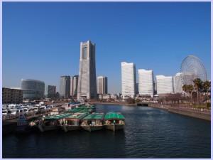 No.307 11月2日(金)日本波止場に万国橋