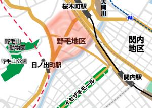 No.457 ザンギリ野毛