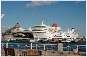 【ミニミニよこはま】No.4 国際港を楽しむ