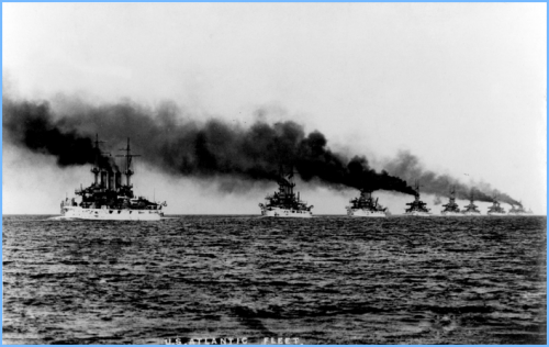 light_Great White Fleet