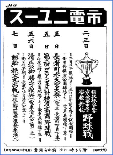 【市電ニュースの風景】1931年 №18