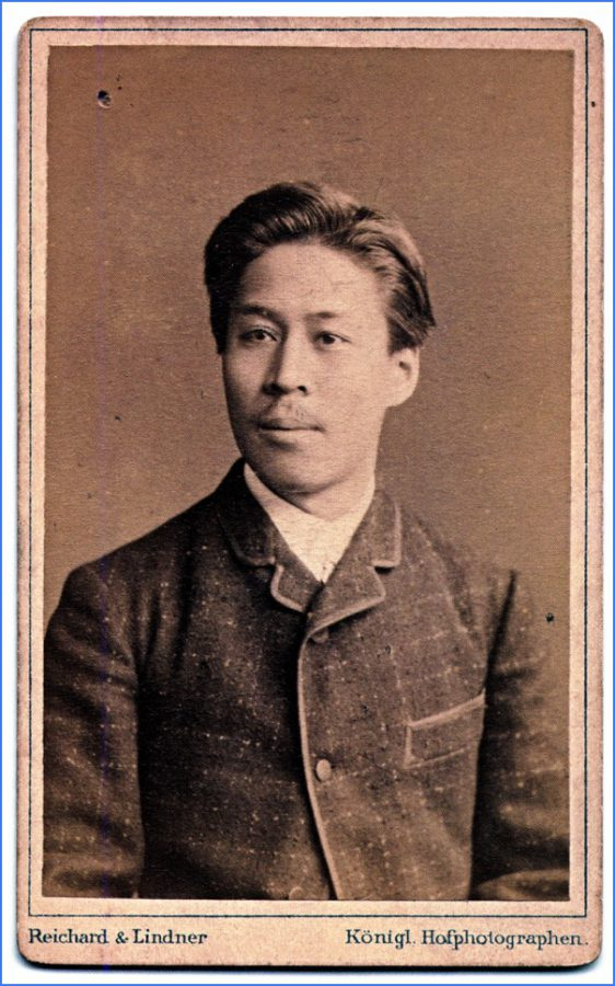 原田直次郎人物写真
