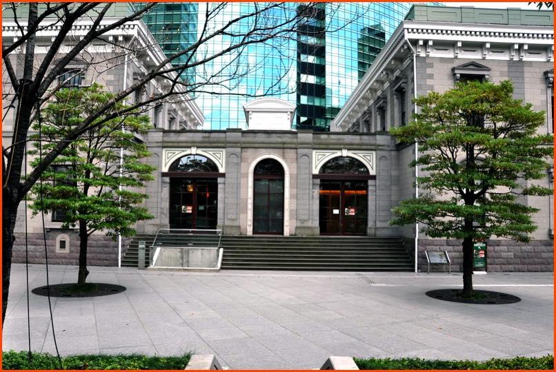 旧新橋駅再現