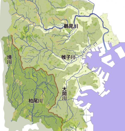第896話【横浜の河川】大岡川物語(2)