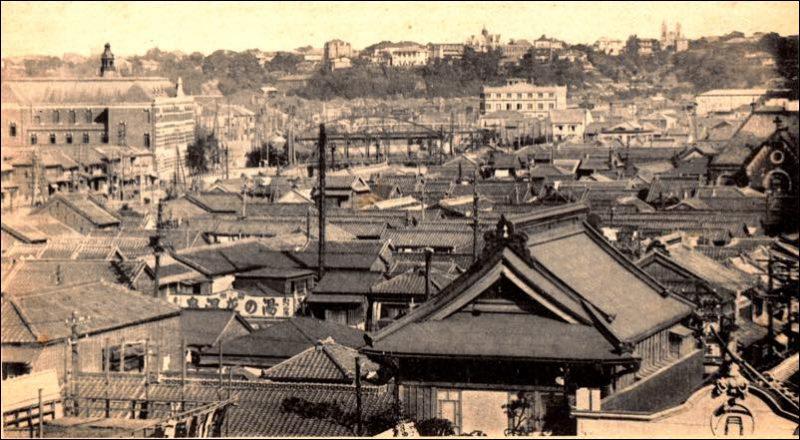 第931話【横浜の風景】伊勢佐木から山手