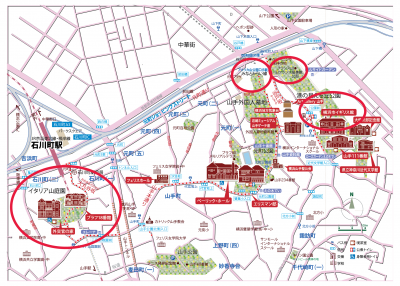 第934話 横浜を歩く点と線「居留地を見下ろす国」