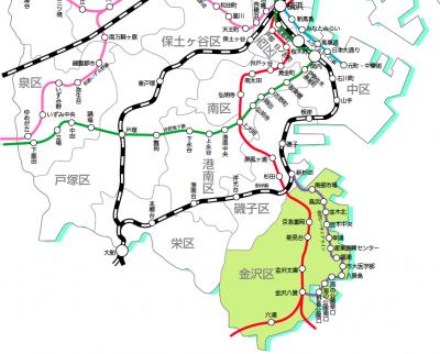 第925話【横浜風景】金沢百景