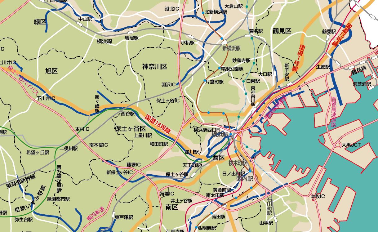 第976話【横浜の道】横濱国道物語
