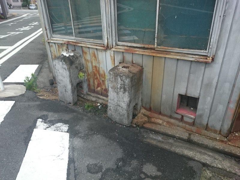 横浜と【路上観察】